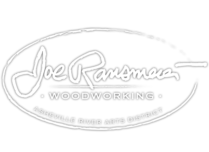 joe ransmeier woodworking