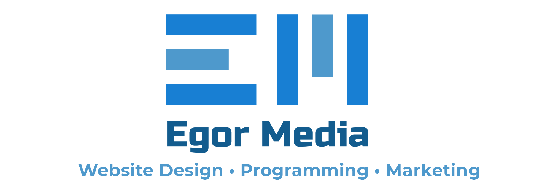 Egor Media web design